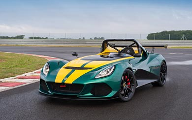 2016 Lotus 3-Eleven wallpaper thumbnail.