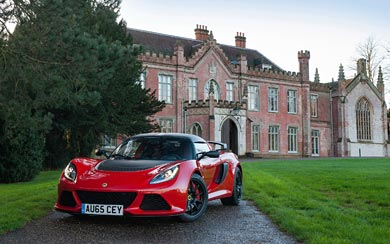 2016 Lotus Exige Sport 350 wallpaper thumbnail.