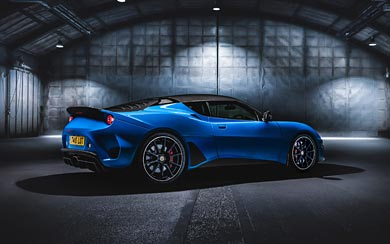 2018 Lotus Evora GT410 Sport wallpaper thumbnail.
