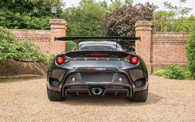 2018 Lotus Evora GT430 wallpaper thumbnail.