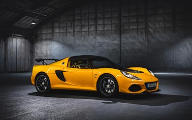 2018 Lotus Exige Sport 410 wallpaper thumbnail.