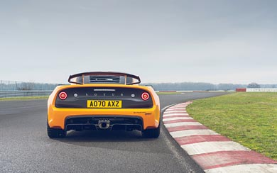 2021 Lotus Exige Sport 390 Final Edition wallpaper thumbnail.