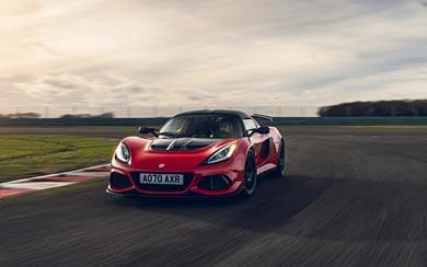 2021 Lotus Exige Sport 420 Final Edition wallpaper thumbnail.