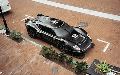 2022 Lotus Type 62-2 by Radford wallpaper thumbnail.