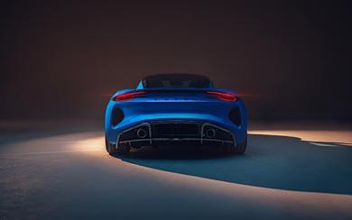 2023 Lotus Emira wallpaper thumbnail.