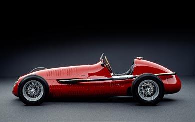 1948 Maserati 4CLT wallpaper thumbnail.