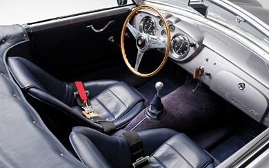 1953 Maserati A6GCS Frua Spider wallpaper thumbnail.