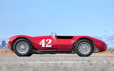 1953 Maserati A6GCS by Fantuzzi wallpaper thumbnail.