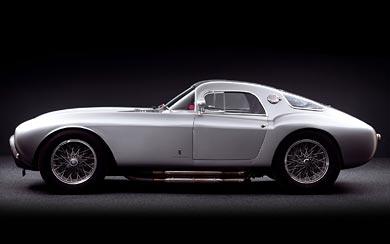 1954 Maserati A6GCS Berlinetta wallpaper thumbnail.