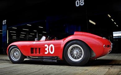 1956 Maserati 300S wallpaper thumbnail.