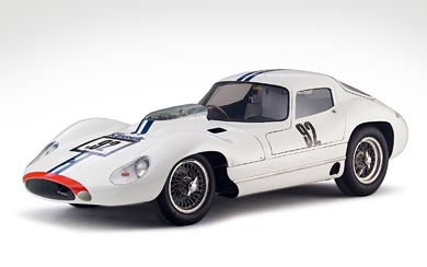 1962 Maserati Tipo 151 wallpaper thumbnail.