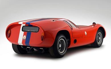 1963 Maserati Tipo 151/3 wallpaper thumbnail.