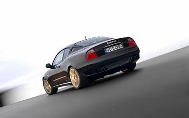 2004 Maserati Coupe wallpaper thumbnail.