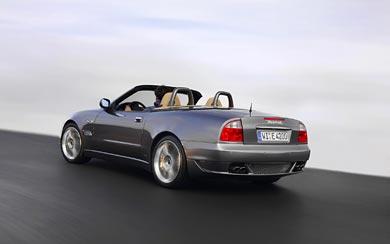 2004 Maserati Spyder wallpaper thumbnail.