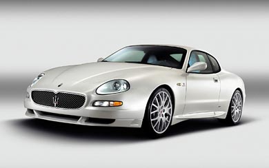 2005 Maserati Gran Sport wallpaper thumbnail.