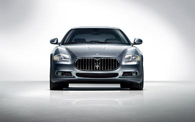 2008 Maserati Quattroporte S wallpaper thumbnail.