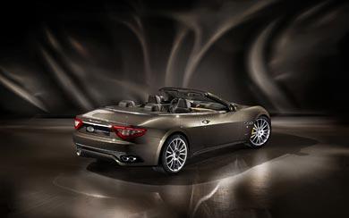 2011 Maserati GranCabrio Fendi wallpaper thumbnail.
