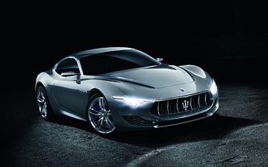 2014 Maserati Alfieri Concept wallpaper thumbnail.