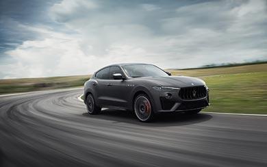 2019 Maserati Levante Trofeo wallpaper thumbnail.