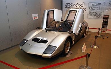 1970 Mazda RX-500 Concept wallpaper thumbnail.