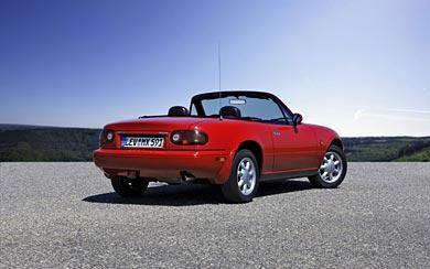 1989 Mazda MX-5 wallpaper thumbnail.