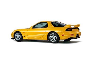 2001 Mazda RX-7 Type R Bathurst wallpaper thumbnail.