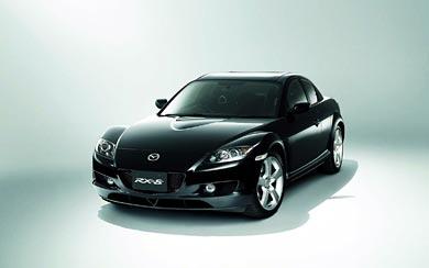 2006 Mazda RX-8 wallpaper thumbnail.