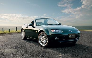 2007 Mazda MX-5 wallpaper thumbnail.