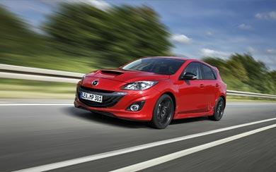 2013 Mazda 3 MPS wallpaper thumbnail.