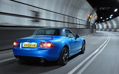 2013 Mazda MX-5 Sport Graphite wallpaper thumbnail.