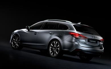 2015 Mazda 6 wallpaper thumbnail.