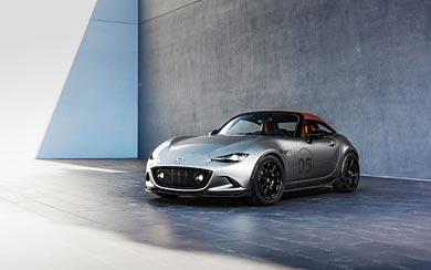 2015 Mazda MX-5 Spyder Concept wallpaper thumbnail.