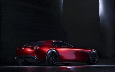 2015 Mazda RX-Vision Concept wallpaper thumbnail.