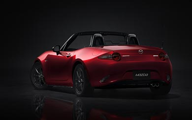 2016 Mazda MX-5 wallpaper thumbnail.