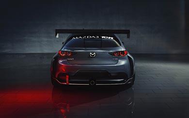 2020 Mazda 3 TCR wallpaper thumbnail.