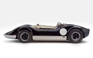 1964 McLaren M1A wallpaper thumbnail.