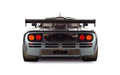 1995 McLaren F1 GTR wallpaper thumbnail.