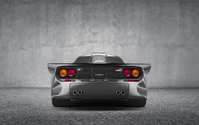 1997 McLaren F1 GT wallpaper thumbnail.