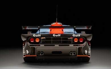 1997 McLaren F1 GTR Longtail wallpaper thumbnail.