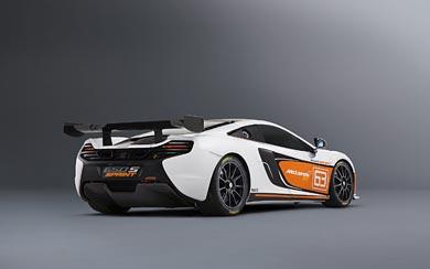 2015 McLaren 650S Sprint wallpaper thumbnail.