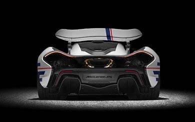 2015 McLaren P1 Prost wallpaper thumbnail.
