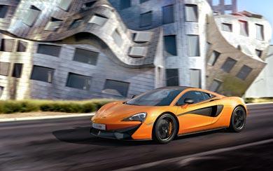 2016 McLaren 570S Coupe wallpaper thumbnail.