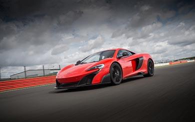 2016 McLaren 675LT wallpaper thumbnail.