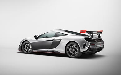 2017 McLaren MSO R wallpaper thumbnail.