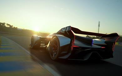 2017 McLaren Ultimate Vision Gran Turismo Concept wallpaper thumbnail.