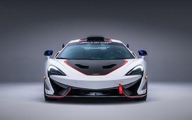 2018 McLaren MSO X wallpaper thumbnail.