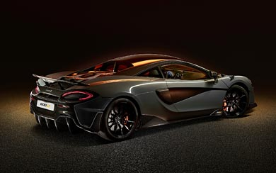 2019 McLaren 600LT wallpaper thumbnail.