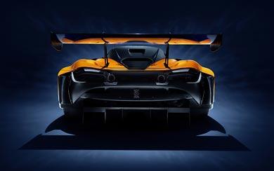 2019 McLaren 720S GT3 wallpaper thumbnail.