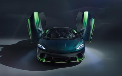 2020 McLaren GT Verdant by MSO wallpaper thumbnail.