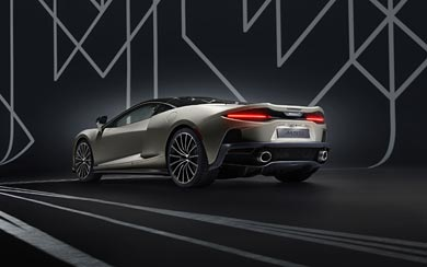 2020 McLaren GT by MSO wallpaper thumbnail.